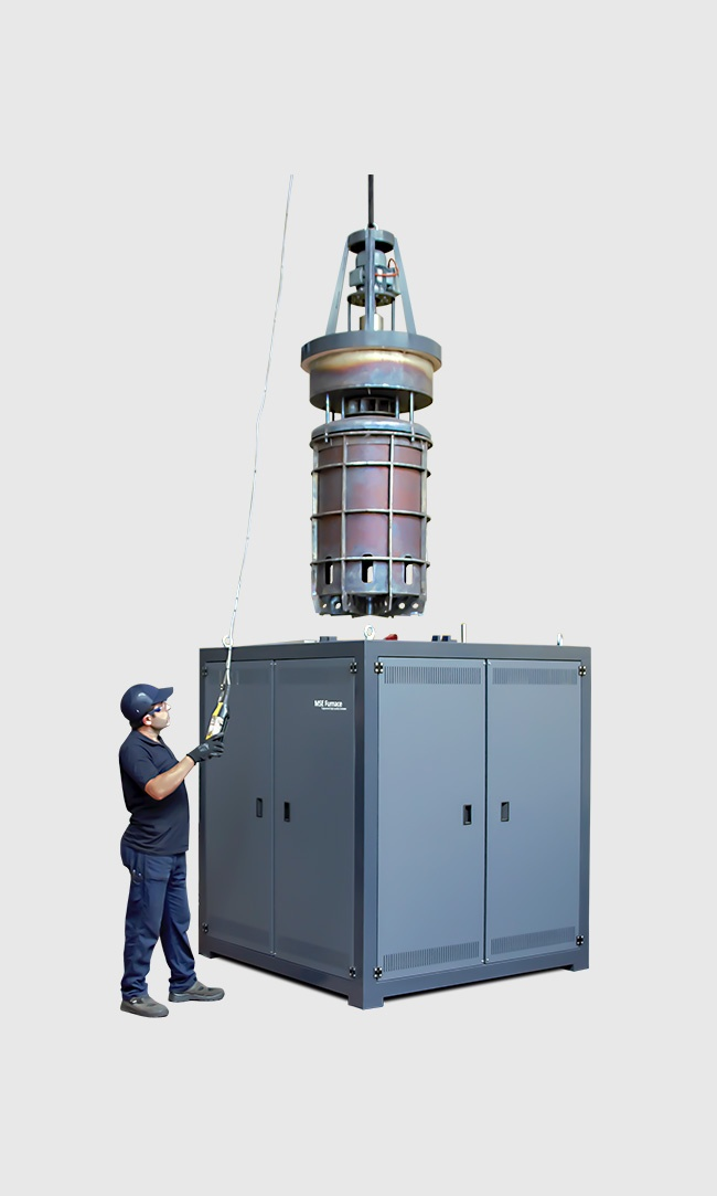 pit furnace products annealing normalizing