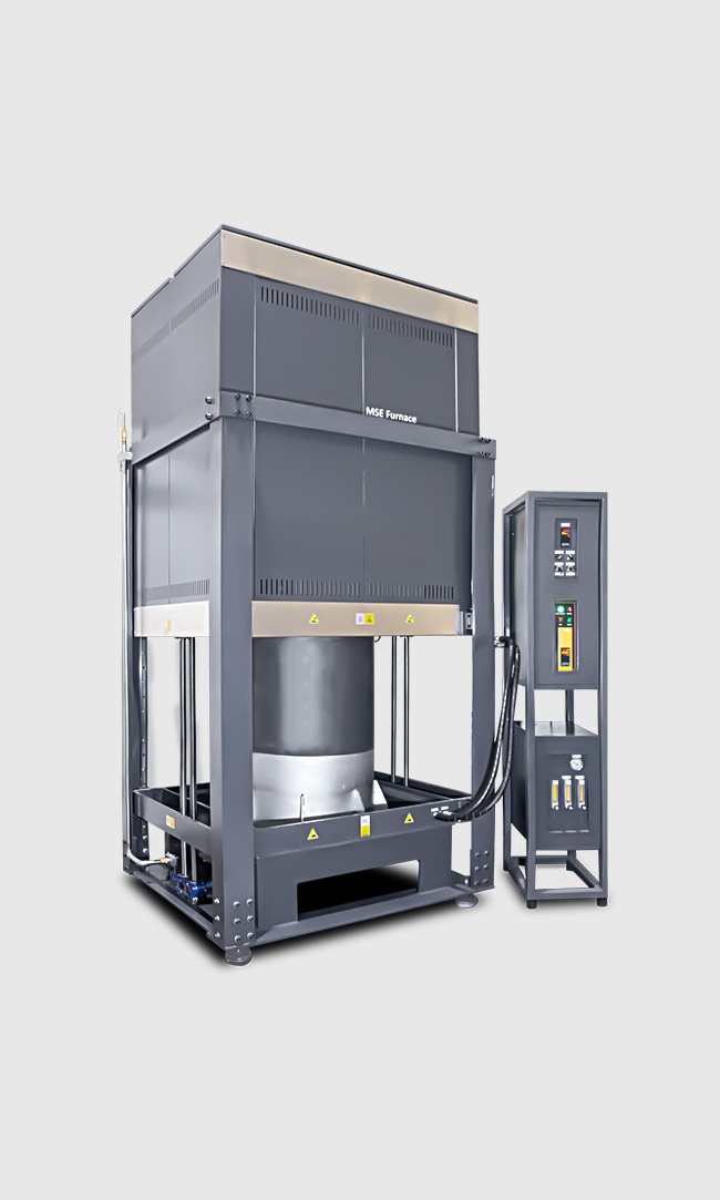 bell-type furnace annealing hardening process annealing sintering stress relief industrial furnace manufacturing